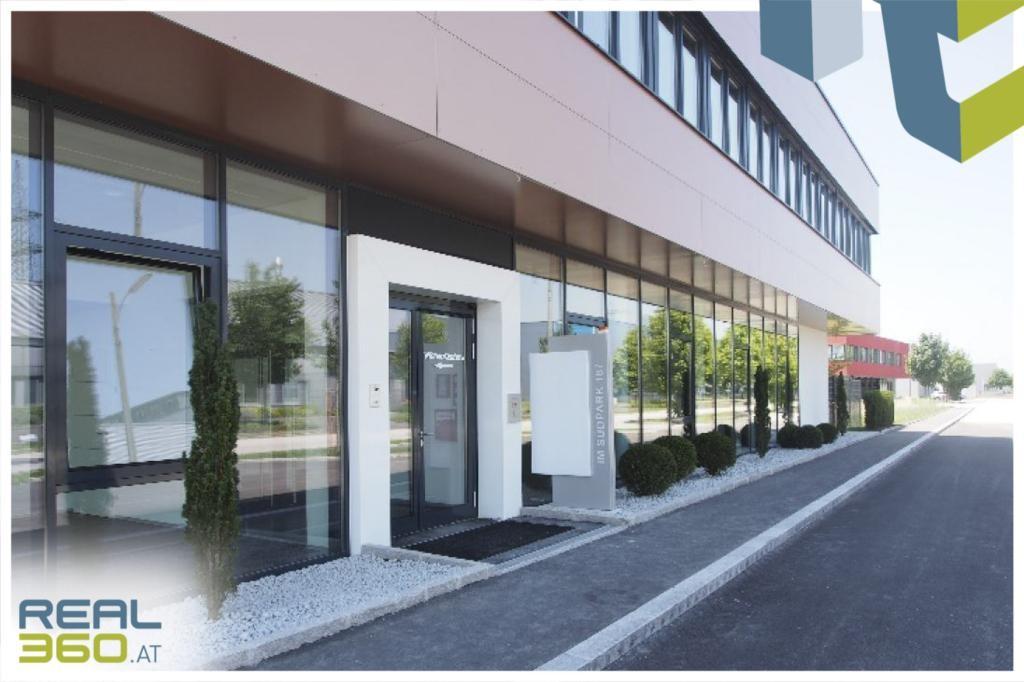 Linzer Südpark - Gewerbeobjekt (Objekt 10) mit